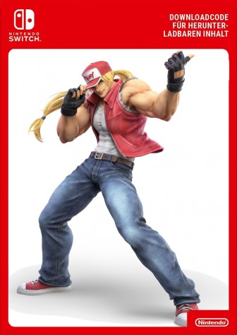Super Smash Bros Ultimate - Kämpfer-Paket 4: Terry Bogard
