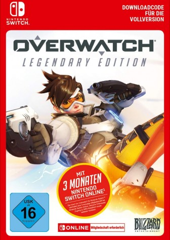 Overwatch Legendary Edition - eShop Code