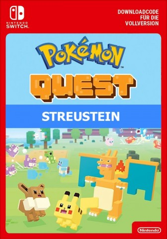 Pokemon Quest: Streustein - Switch eShop Code