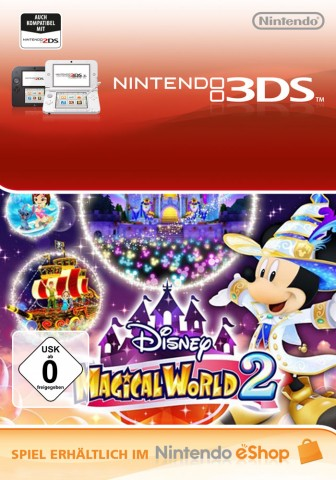 Disney Magical World 2 - eShop Code