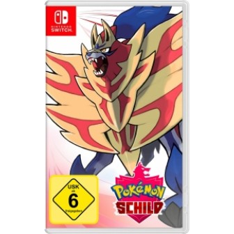 Pokémon Schild (Nintendo Switch Box)