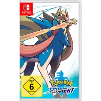 Pokémon Schwert (Nintendo Switch Box)