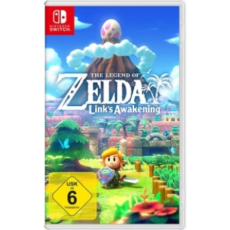 The Legend of Zelda: Link's Awakening (Nintendo Switch Box)