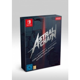Astral Chain - Collector's Edition (Nintendo Switch Box)