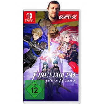 Fire Emblem: Three Houses (Handsigniert von Domtendo)