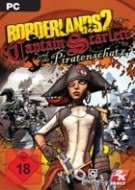 Borderlands 2 DLC - Captain Scarlett und ihr Piratenschatz