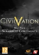 Sid Meier's Civilization V Map Pack: Scrambled Continents (DLC)