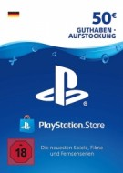 PSN Card 50 Euro DE (Deutschland) - Playstation Network