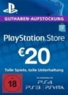 PSN Card 20 Euro AT (Österreich) - Playstation Network