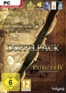 Doppelpack Patrician IV Gold + Port Royale 3 Gold