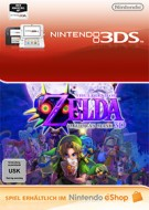 The Legend of Zelda: Majora's Mask 3D – eShop Code