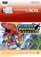 Fossil Fighters Frontier - eShop Code
