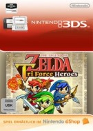 The Legend of Zelda: Tri Force Heroes - eShop Code