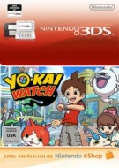 Yo-Kai Watch – eShop Code