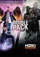 Saints Row / Metro Double Pack