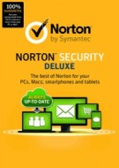Norton Security Deluxe - 3 PC - 1 Jahr