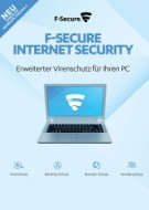 F-Secure Internet Security 2017 - 3 User - 2 Jahre