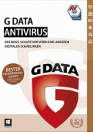 G Data Antivirus 2017 - 1 User - 3 Jahre