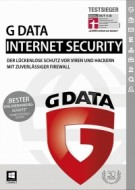 G Data Internet Security 2017 - 1 User - 2 Jahre