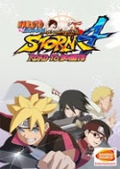 NARUTO SHIPPUDEN Ultimate Ninja STORM 4 Road to Boruto Expansion (DLC)