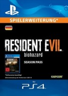 Resident Evil 7 biohazard Season Pass - PS4 Code