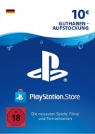 PSN Card 10 Euro DE (Deutschland) - Playstation Network