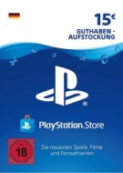 PSN Card 15 Euro DE (Deutschland) - Playstation Network