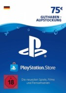 PSN Card 75 Euro DE (Deutschland) - Playstation Network