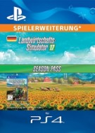 Landwirtschafts-Simulator 17 Season Pass - PS4 Code