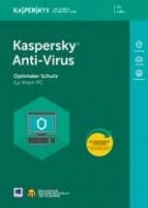 Kaspersky Antivirus - 1 User - 1 Jahr