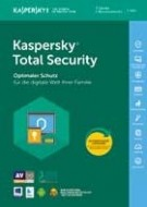 Kaspersky Total Security Multi-Device - 3 User - 1 Jahr