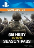 Call of Duty: WWII Season Pass - PS4 Code