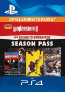 Wolfenstein 2 Freedom Chronicles Season Pass - PS4 Code