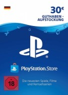 PSN Card 30 Euro DE (Deutschland) - Playstation Network
