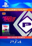 Need for Speed: Payback - 500 Speed Points - PS4 Code