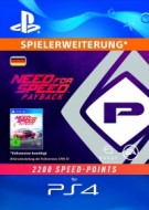 Need for Speed: Payback - 2200 Speed Points - PS4 Code