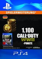 Call of Duty: WWII - 1100 Points - PS4 Code