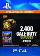 Call of Duty: WWII - 2400 Points - PS4 Code