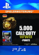 Call of Duty: WWII - 5000 Points - PS4 Code