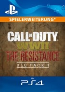 Call of Duty: WWII - The Resistance: DLC-Pack 1 - PS4 Code