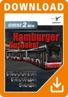 OMSI 2 - Hamburger Buspaket Add-On