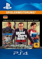 Grand Theft Auto Online: Criminal Enterprise Starter Pack - PS4 Code