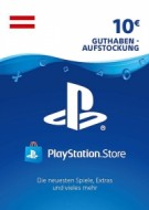 PSN Card 10 Euro AT (Österreich) - Playstation Network