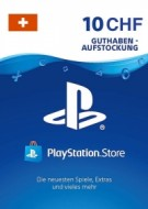 PSN Card 10 CHF (Schweiz) - Playstation Network