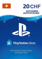 PSN Card 20 CHF (Schweiz) - Playstation Network
