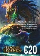 League of Legends Guthaben 20 Euro