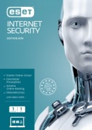 ESET Internet Security 2019 - 1 User - 1 Jahr