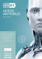 ESET NOD32 Antivirus 2019 - 3 User - 1 Jahr