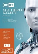 ESET Multi-Device Security 2019 - 5 User - 1 Jahr