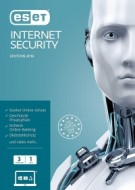 ESET Internet Security 2019 - 3 User - 1 Jahr